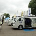 北海道 キャンピングカー ショー フェスティバル 帯広 ブログ 車中泊