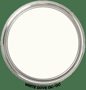 White-Dove-OC-17 by Benjamin Moore