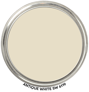 Antique White 6119 by Sherwin-Williams