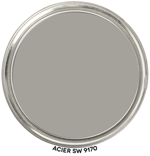 Acier 9170 by Sherwin-Williams
