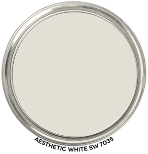Aesthetic White 7035 by Sherwin-Williams