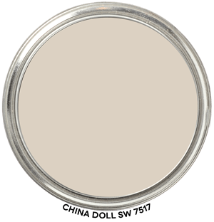 China Doll SW 7517 by Sherwin-Williams