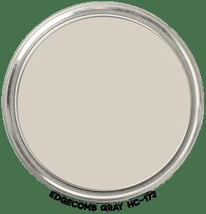 Edgecomb Gray HC 173 by Benjamin Moore