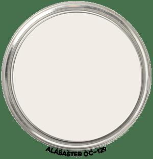 Alabaster-OC-129 by Benjamin Moore