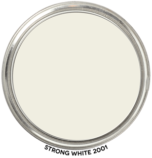 Strong White 2001 by Farrow and Ball