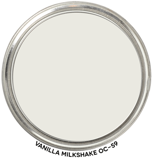 Vanilla Milkshake OC-59 by Benjamin Moore Paint Blob