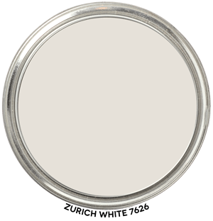Zurich White 7626 by Sherwin-Williams