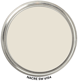 Nacre 6154 by Sherwin-Williams Paint Blob