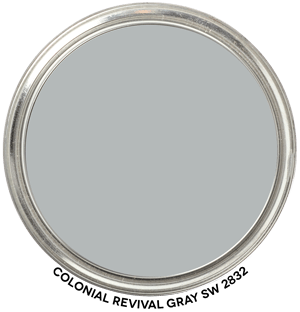 Paint Blob Colonial-Revival-Gray-SW-2832