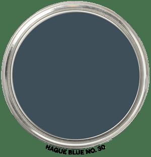 Paint Blob Hague Blue No. 30 by Farrow & Ball