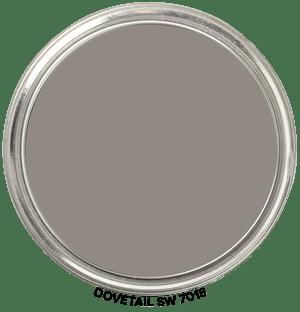 Paint Blob Dovetail-SW-7018