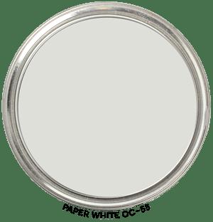 Paint Blob Paper-White-OC-55