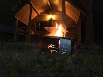 camping cabins campground coeur d'alene idaho | camp coeur d'alene 300px