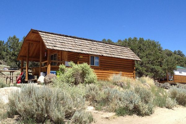 Rent a cabin at Buena Vista KOA!