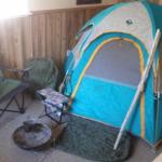 Tenting (High Country RV Park in Naturita CO)