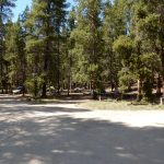 Tent camping at Sugar Loafin' RV Campground in Leadville Colorado