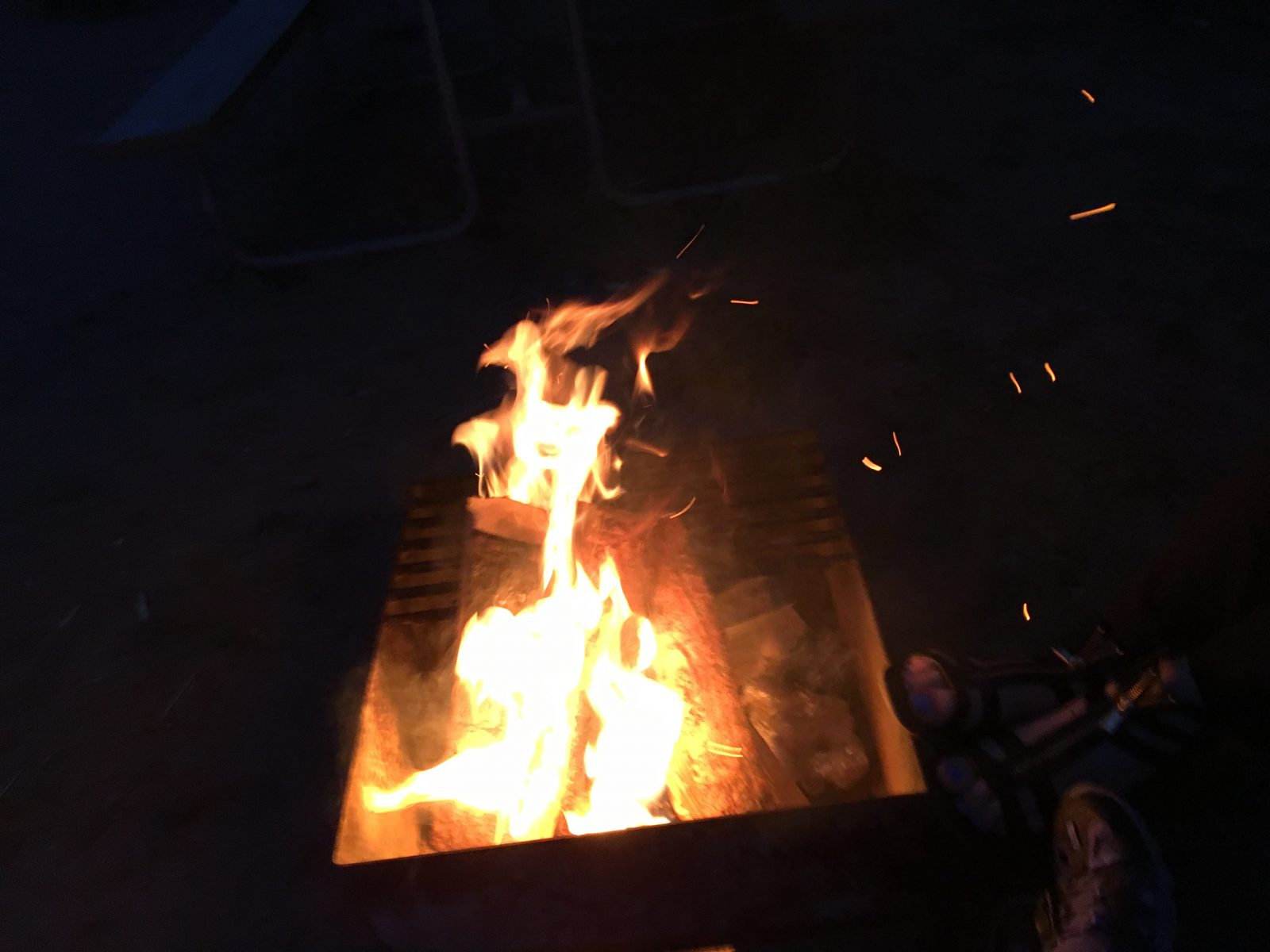 Enjoy the Colorado campfire