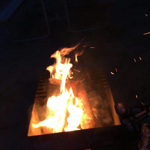 Enjoy the Colorado campfire