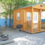 Cabin at High Country RV Park, Naturita CO