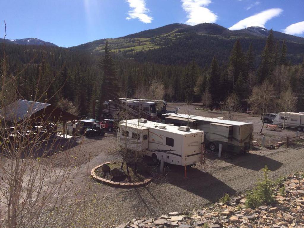 Colorado Offers High Altitude Camping Camp Colorado