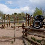 Playgrounds of fun at Base Camp at Golden Gate Canyon (Black Hawk)