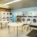 Great laundry facilities at Base Camp at Golden Gate Canyon near Black Hawk, Colorado