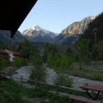 Ouray Rv Park And Cabins Camp Colorado