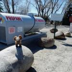 Propane at Chalk Creek Campground, in Nathrop (near Buena Vista CO)!!