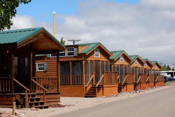 Rent a cabin at Colorado Springs South KOA!