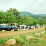 More than 400 sites on nearly 1,000 acres at Golden Eagle Campground Inc., in Colorado Springs