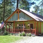 Great cabins for rent at Sportsman's Campground & Mountain Cabins near Pagosa Springs Colorado