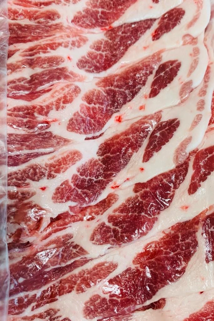 SPF豚肉