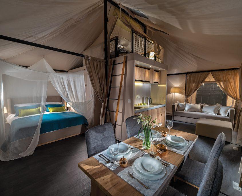 Lodge E Casa Mobile Luxury I Nuovi Alloggi Fronte Lago Di Garda