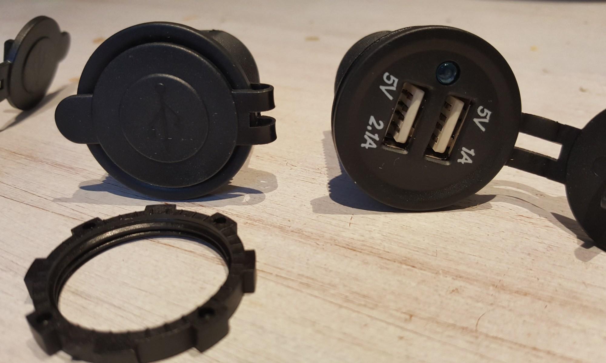 usb car plug / socket charger sigarete lighter