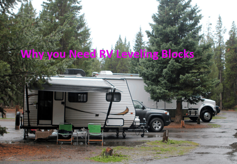 Why do you need to level an RV (And a cost effective way to do it
