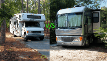 How much is the average RV length, width and height - Campergrid