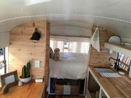 Awesome Camper Van Conversions That'll Inspire You To Hit The Road05