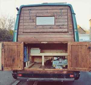 Awesome Camper Van Conversions That'll Inspire You To Hit The Road23