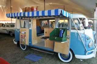 Camper Van Design For VW Bus001