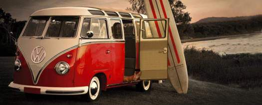 Camper Van Design For VW Bus008
