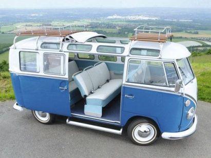 Camper Van Design For VW Bus023