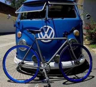 Camper Van Design For VW Bus051