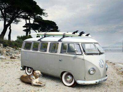 Camper Van Design For VW Bus054