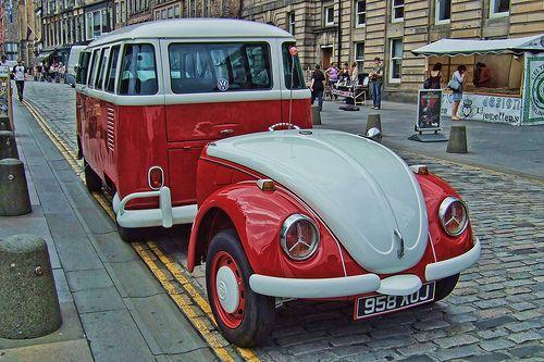 Camper Van Design For VW Bus057