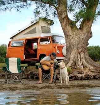 Camper Van Design For VW Bus078