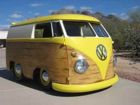 Camper Van Design For VW Bus101