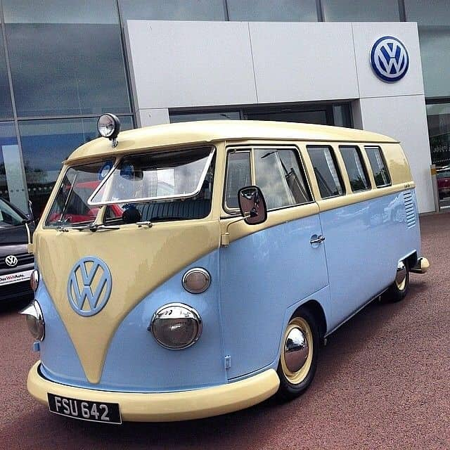 Camper Van Design For VW Bus104