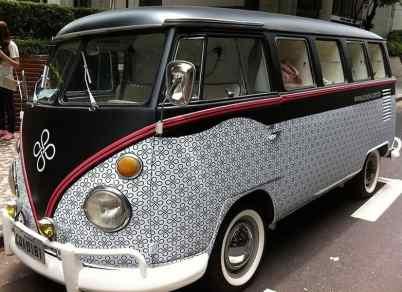 Camper Van Design For VW Bus125