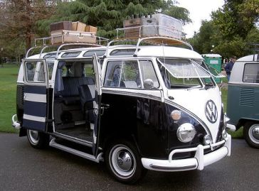 Camper Van Design For VW Bus128