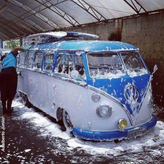 Camper Van Design For VW Bus143